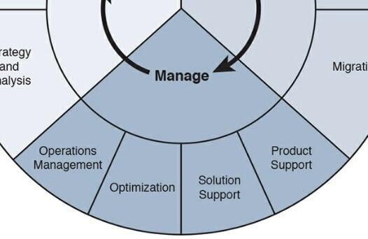 Faza Manage cyklu PBM