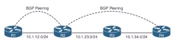 BGP Direct i BGP Multihop